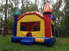 Multi-Color bounce House